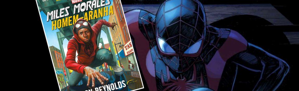 Miles Morales: Homem-Aranha – Lançamento da minha tradução!